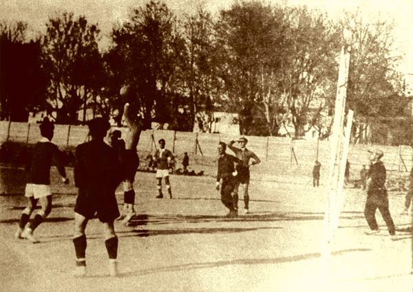 1920 – Η Λεωφόρος αρχίζει | pao.gr