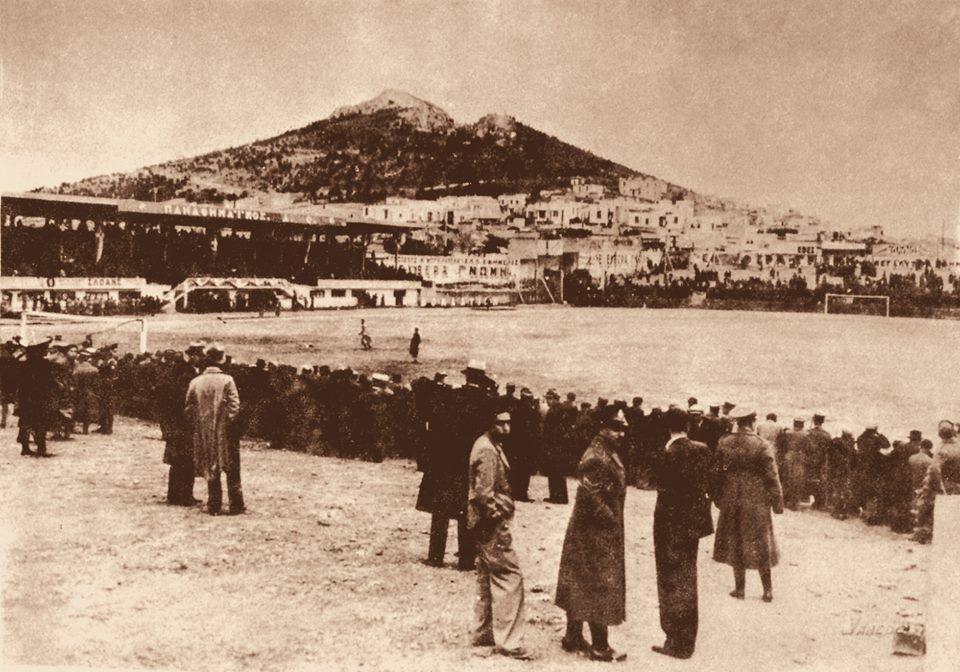 1933 – Οι καινοτομίες της Λεωφόρου | pao.gr
