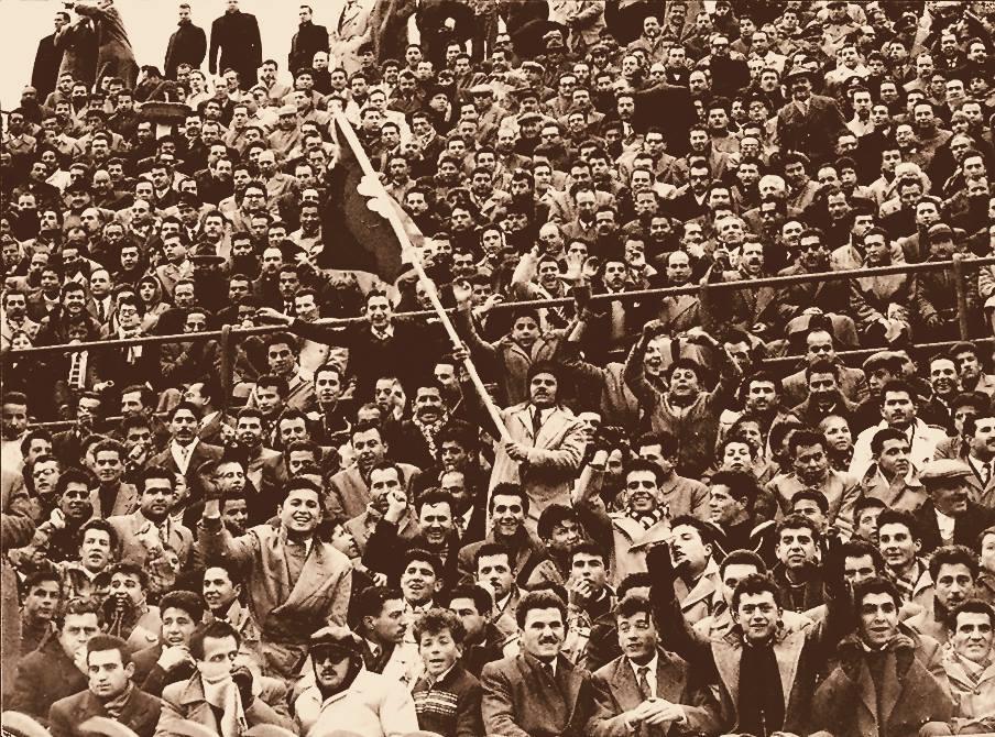 1952 – Σύνδεσμος Φιλάθλων Παναθηναϊκού | pao.gr