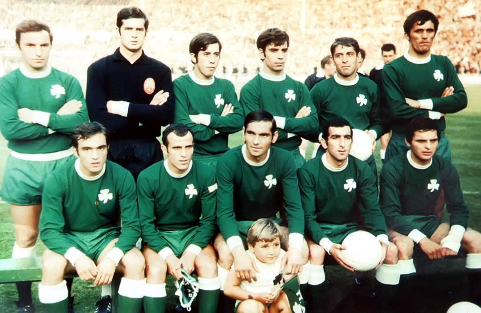 1971Α – Το έπος του Γουέμπλεϊ | pao.gr