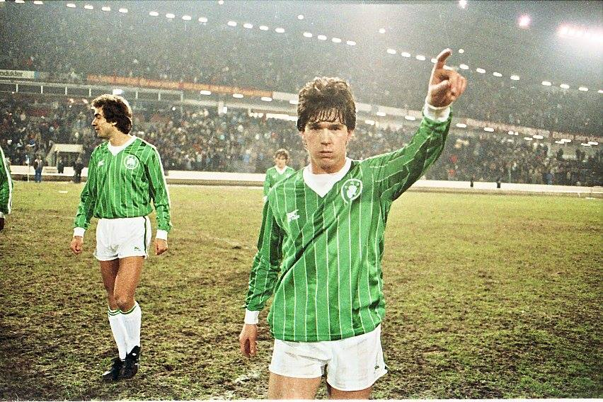 1985 – In the semifinals against Liverpool | pao.gr