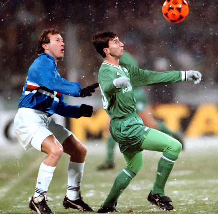 1991 – Στο πειραματικό Champions League | pao.gr