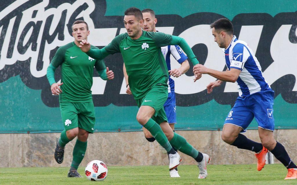 Νίκη οι νέοι με 1-0 επί του Αιγινιακού | pao.gr