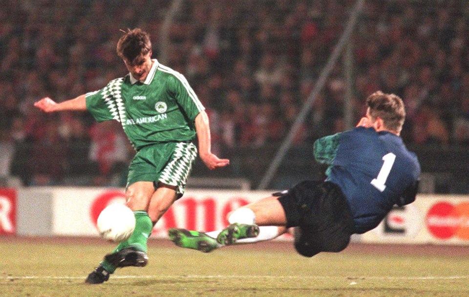 1996 – Μια ανάσα πριν τον τελικό | pao.gr