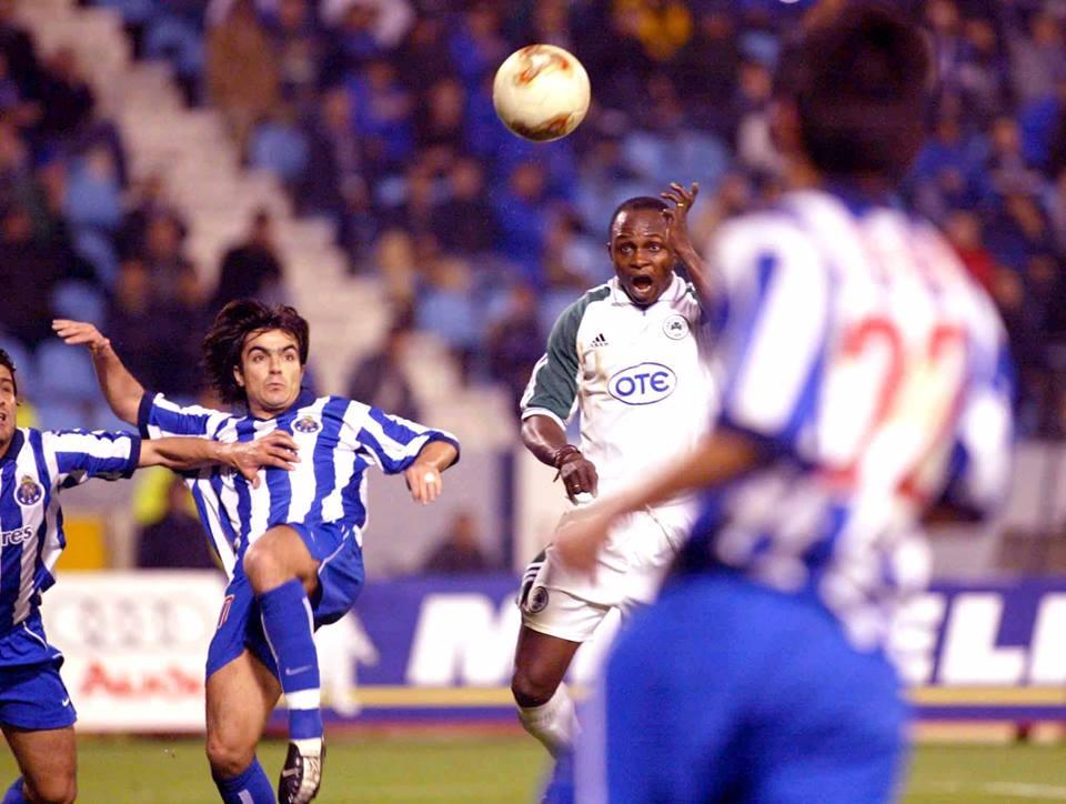 2003 – Τον λύγισε στην παράταση ο Μουρίνιο | pao.gr