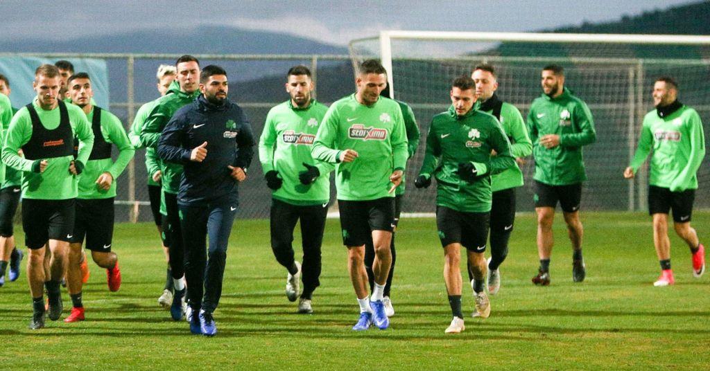 Επιστροφή στις προπονήσεις | pao.gr