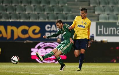 Παναθηναϊκός-Αστέρας Τρίπολης 2-2 | pao.gr
