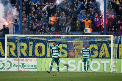 Παναιτωλικός – Παναθηναϊκός 1-0 | pao.gr