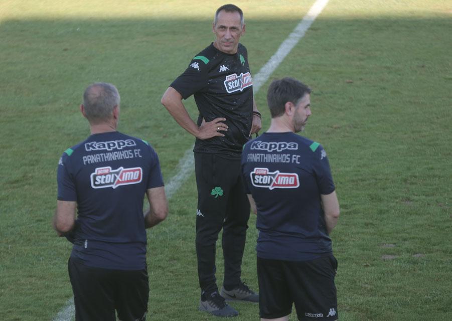 Προπόνηση και αποστολή για την πρεμιέρα του πρωταθλήματος | pao.gr