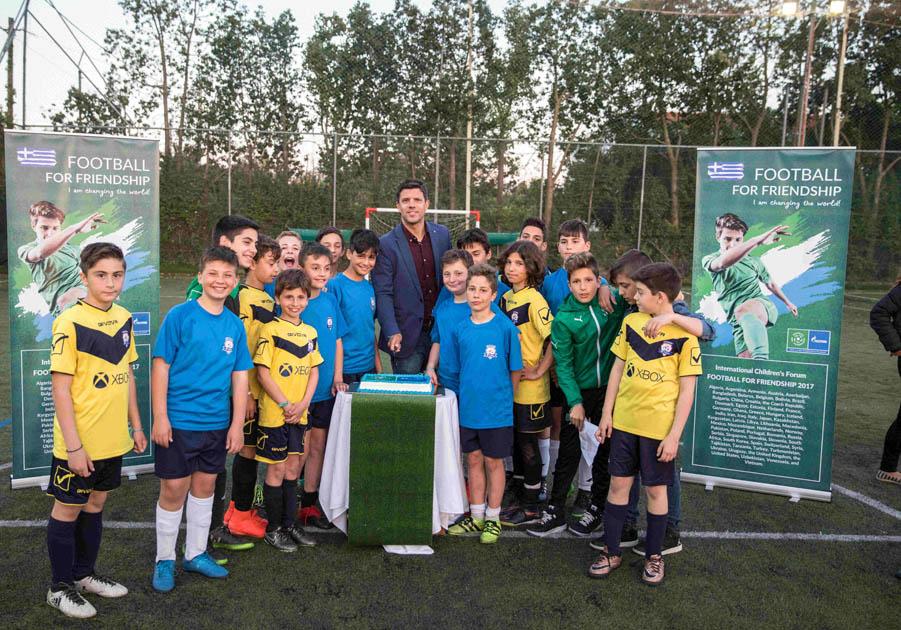 Στο Football 4 Friendship ο Παναθηναϊκός | pao.gr