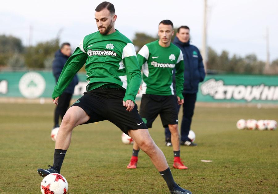 Προπόνηση και αποστολή για το ματς με τον Παναιτωλικό   pao.gr