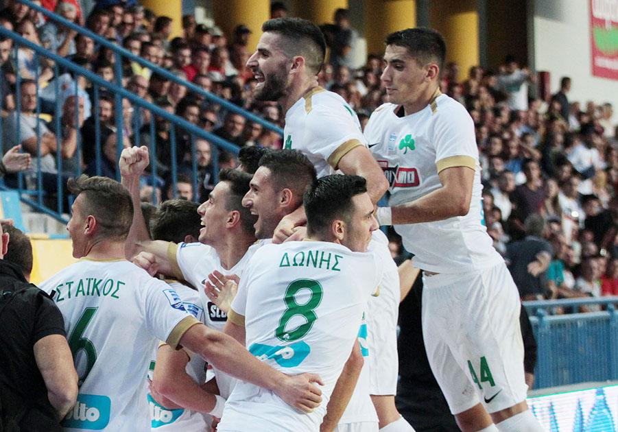 Με το δεξί -του Μακέντα- και στο Κύπελλο | pao.gr