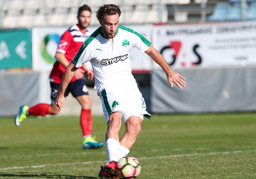 Φιλική νίκη με 3-1 επί της Καλλιθέας | pao.gr