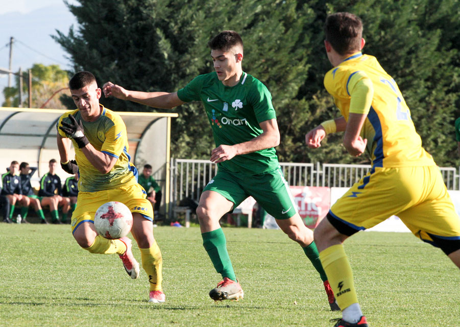 Πήρε μπρος η ομάδα Νέων | pao.gr