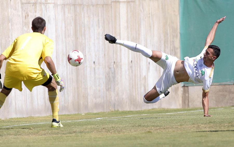 3-0 τον Λεβαδειακό οι Νέοι | pao.gr