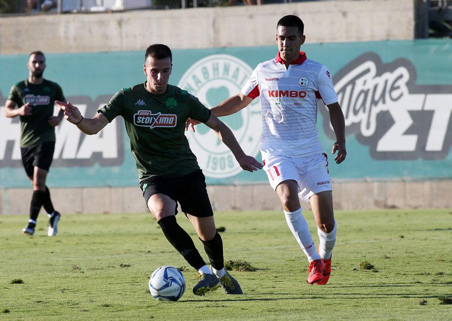 Νίκη 6-0 στο φιλικό με Κερατσίνι | pao.gr
