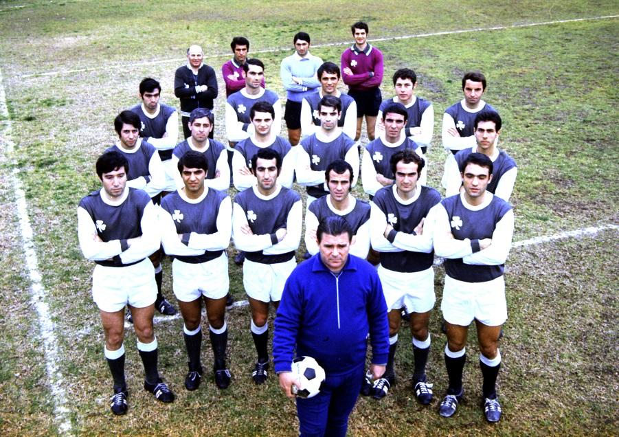 PAO TV: Ο θρίαμβος του 1971 | pao.gr