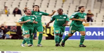 AEK-Παναθηναϊκός 0-1 | pao.gr