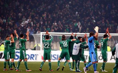 ΠΑΟ-Ατρόμητος 1-0 | pao.gr