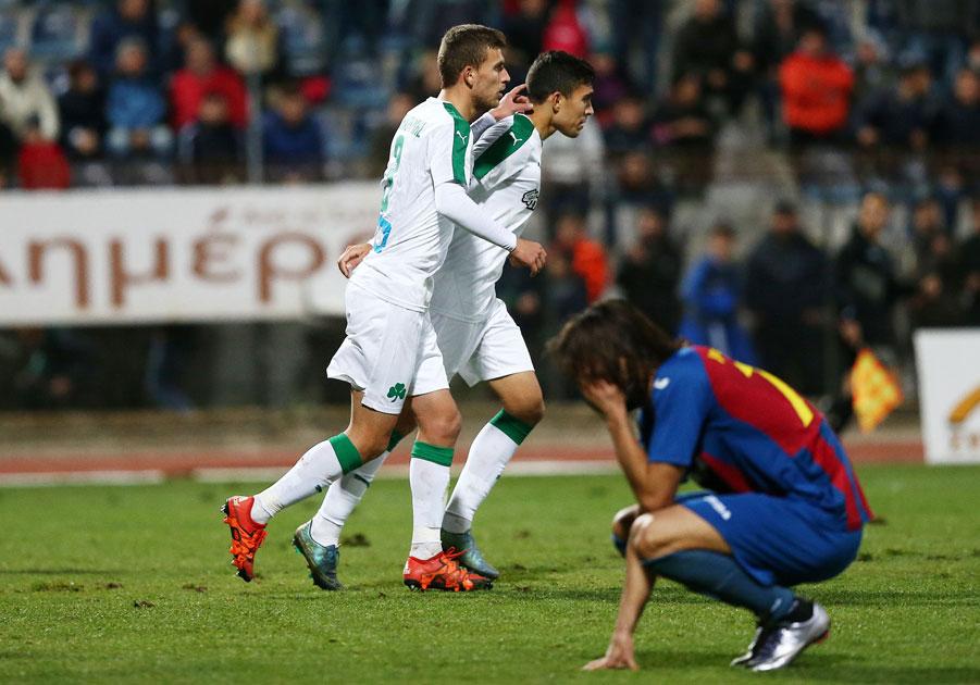 Ισοπαλία 1-1 στην Κέρκυρα | pao.gr