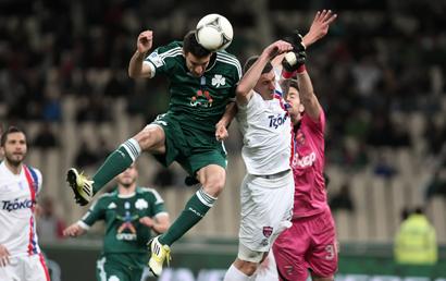 Παναθηναϊκός – Πανιώνιος 0-0   pao.gr