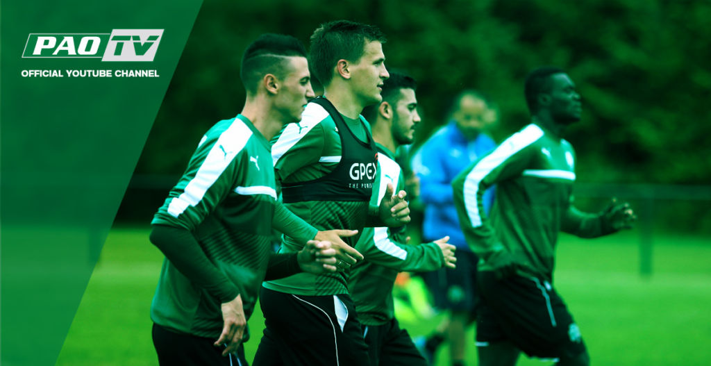 PAO TV: Αποχαιρέτησε την Ολλανδία με ισοπαλία | pao.gr