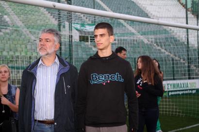 Tour @ Match Day | pao.gr