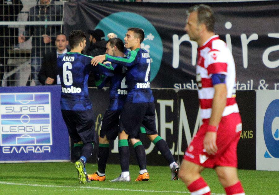 Πύρρειος νίκη στα Περιβόλια | pao.gr