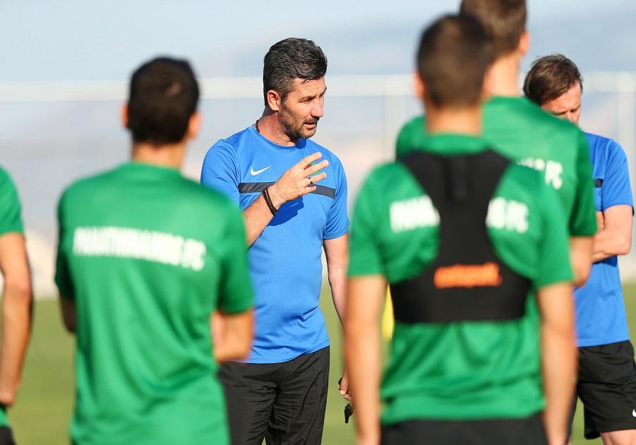 Πρώτη προπόνηση για τη νέα σεζόν (pics) | pao.gr