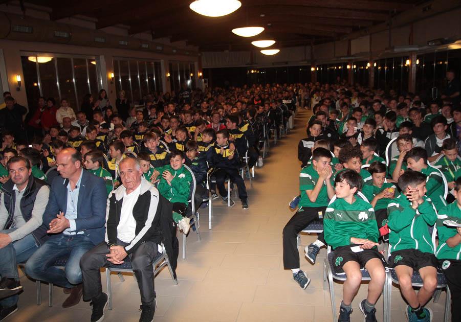 Μεγάλη επιτυχία τα Πασχαλινά τουρνουά των Σχολών Ποδοσφαίρου Παναθηναϊκός   pao.gr