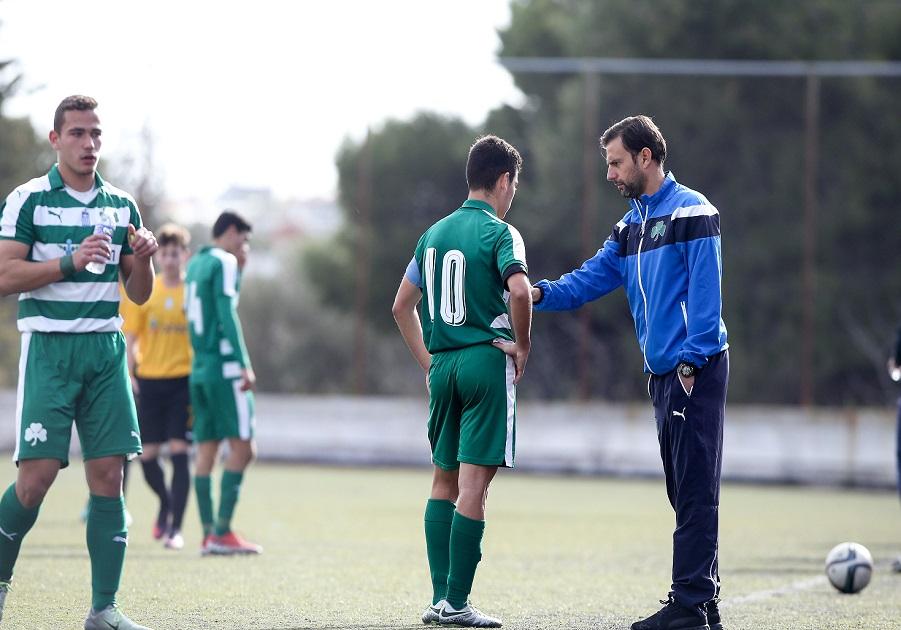 3-0 τη Μπάγερν και τελικό οι Έφηβοι! | pao.gr