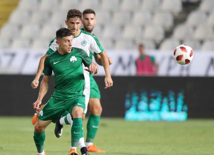 Ομόνοια – Παναθηναϊκός 1-0 | pao.gr