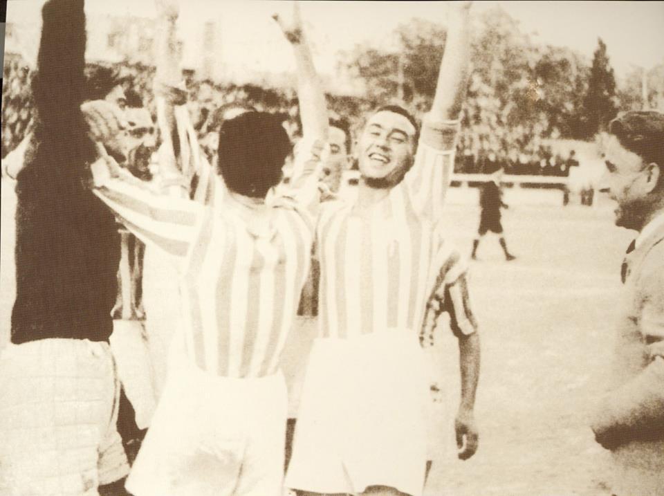 1940 – Το 1ο Κύπελλο | pao.gr