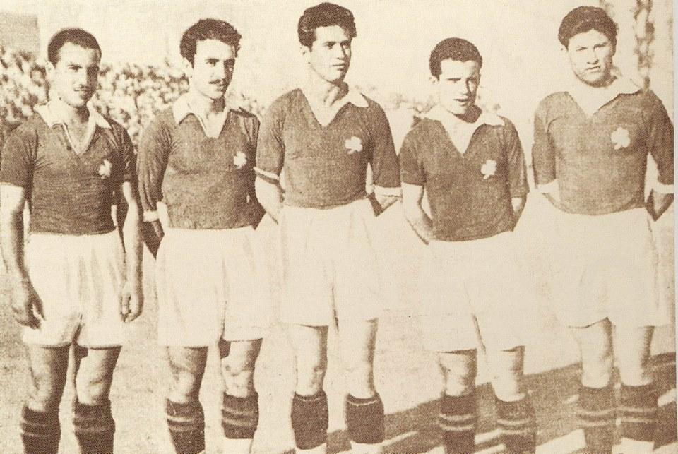 1949 – Το 2ο Πρωτάθλημα | pao.gr