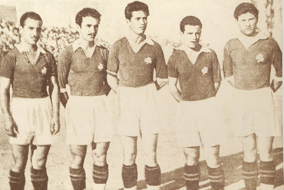 1949 – The 2nd Championship | pao.gr