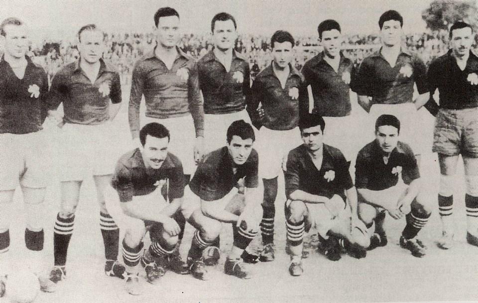 1953 – Το 3ο Πρωτάθλημα | pao.gr