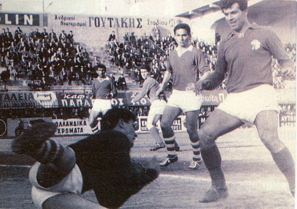 1961 – Το 5ο Πρωτάθλημα | pao.gr