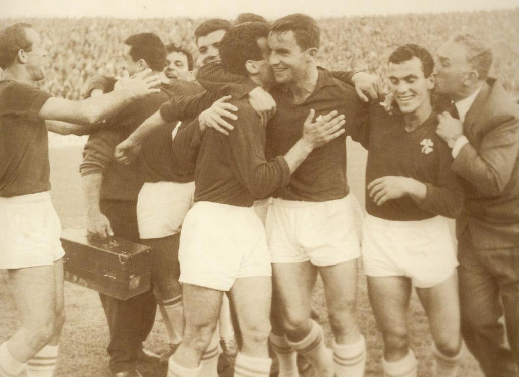 1962 – Το 6ο Πρωτάθλημα | pao.gr
