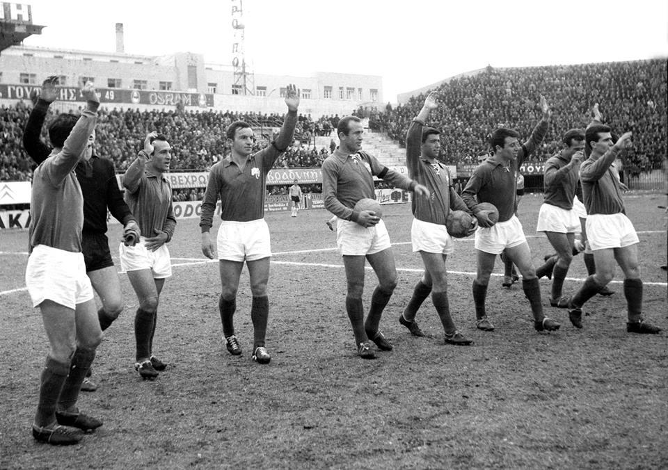 1964 – Το 7ο Πρωτάθλημα | pao.gr