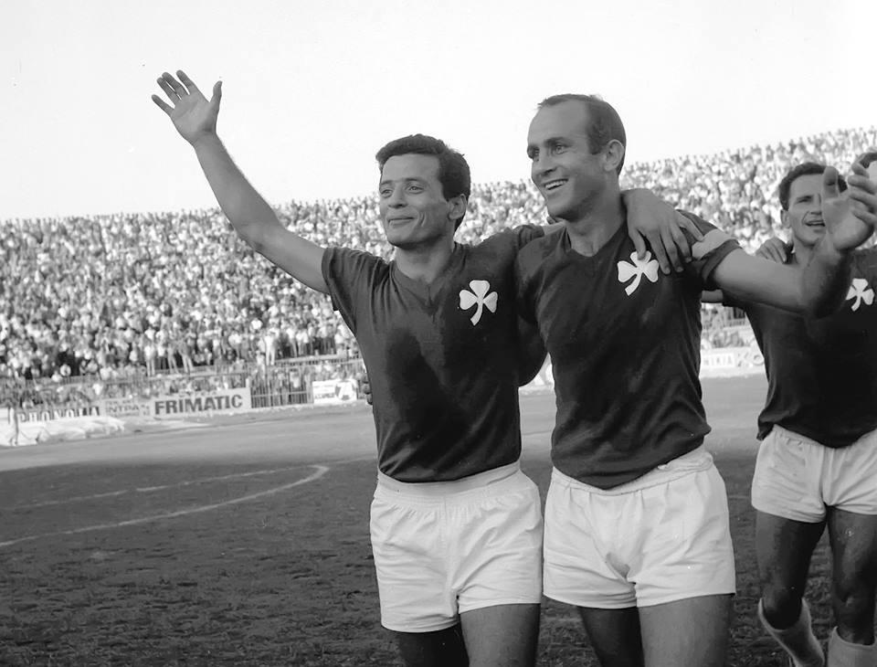 1965 – Το 8ο Πρωτάθλημα   pao.gr