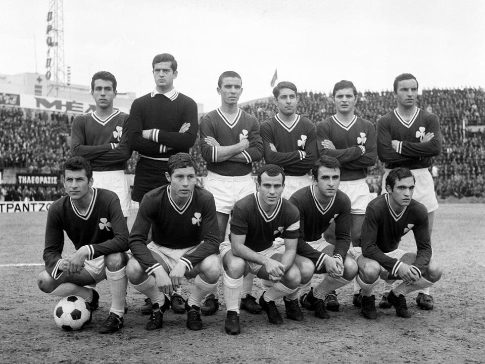 1969 – ΤΟ 9Ο ΠΡΩΤΑΘΛΗΜΑ | PANATHINAIKOS FC OFFICIAL WEB SITE