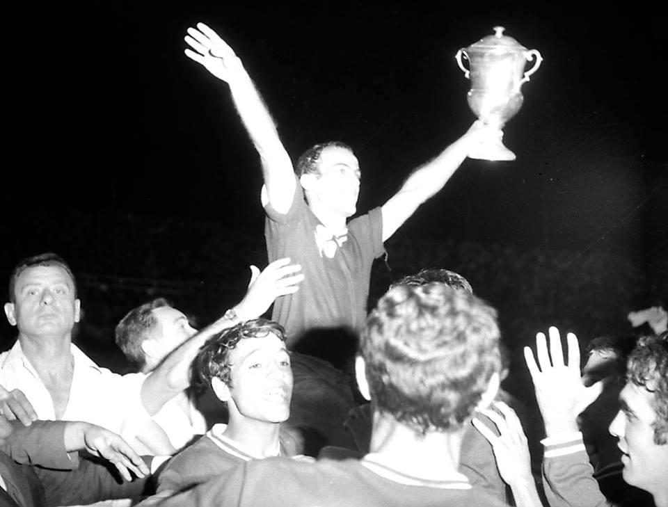 1969 – Το 5ο Κύπελλο | pao.gr