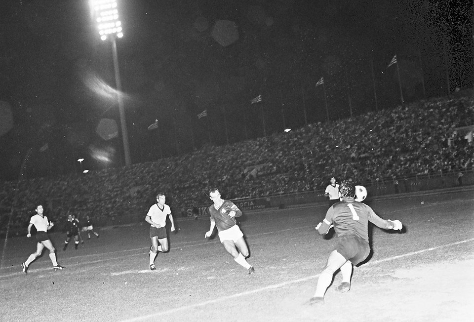1970 – The 1st Super Cup | pao.gr