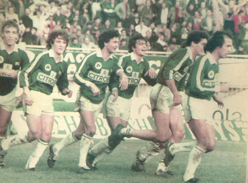 1984 – Το 13ο Πρωτάθλημα | pao.gr