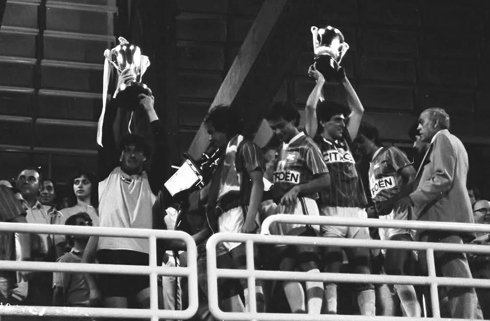 1984 – Το 8ο Κύπελλο | pao.gr
