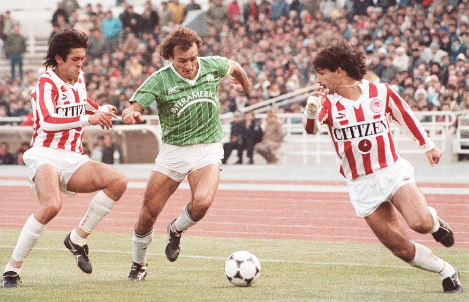 1986 – Το 14ο Πρωτάθλημα | pao.gr