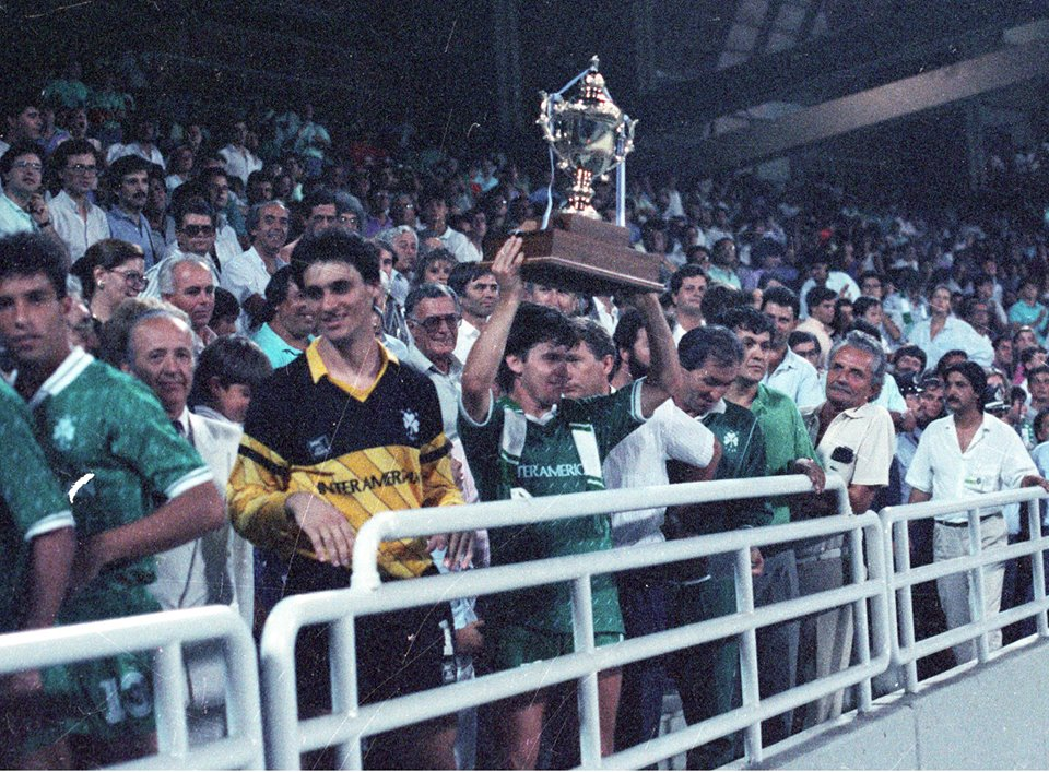 1988 – The 2nd Super Cup | pao.gr