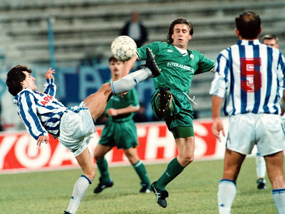 1991 – Το 16ο Πρωτάθλημα   pao.gr