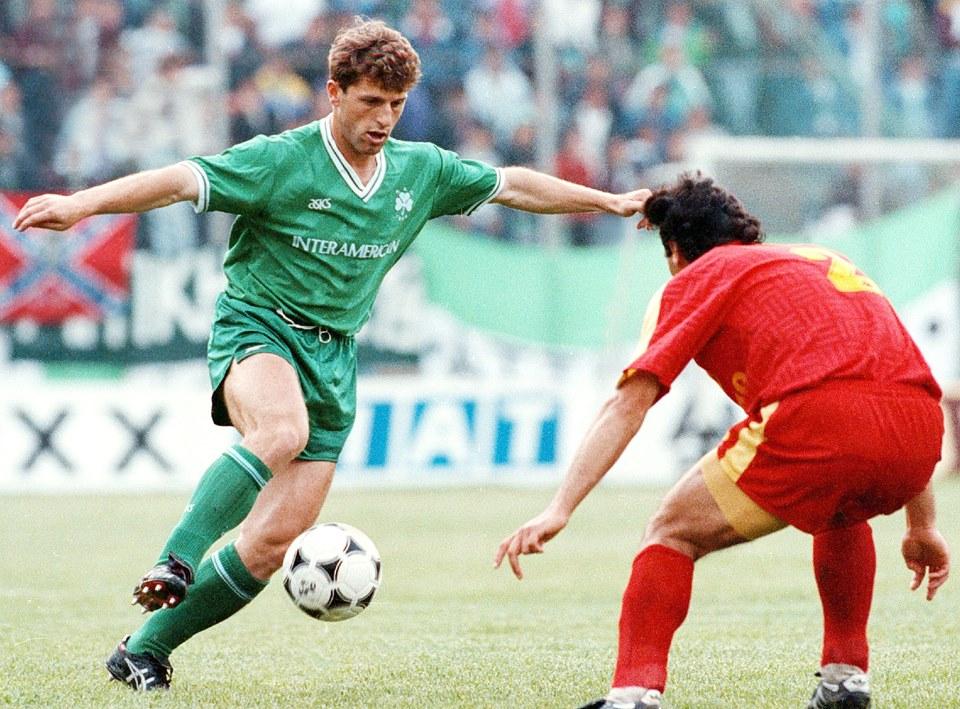 1991 – Το 12ο Κύπελλο | pao.gr