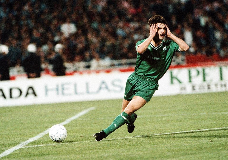 1993 – Το 13ο Κύπελλο | pao.gr